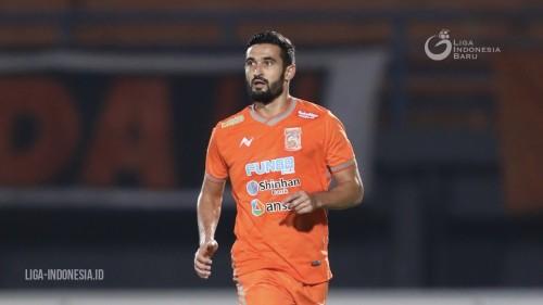 Legiun asing Borneo FC dari Benua Asia, Javlon Guseynov (Liga Indonesia)