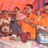 Gubernur Khofifah Beri Santunan Suami-Istri Tertimpa Pohon Tumbang