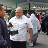 Pelantikan 158 Kades Di Lumajang Sempat Diwarnai Insiden Tolak Kehadiran Wartawan