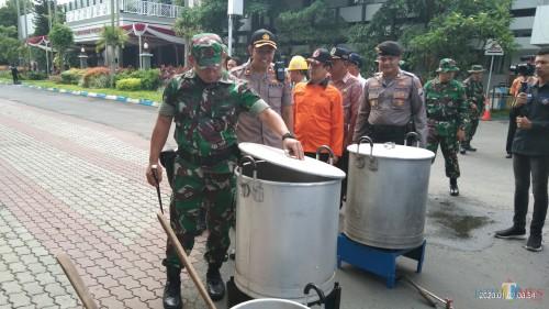 Antisipasi Bencana, Tulungagung Siagakan Ratusan Personel dan Alat Berat