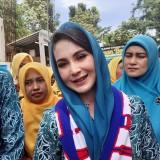 Arumi Bachsin: Posyandu Harus Holistik Integratif