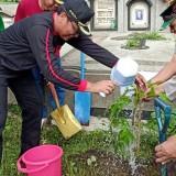 684 Pohon Ditanam di TPU Nasrani Sukun, Program Sedekah Oksigen dan Pohon Kenangan Tuai Apresiasi Pemkot