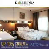 Apartemen The Kalindra Malang Punya Studio Terluas dengan Harga Termurah