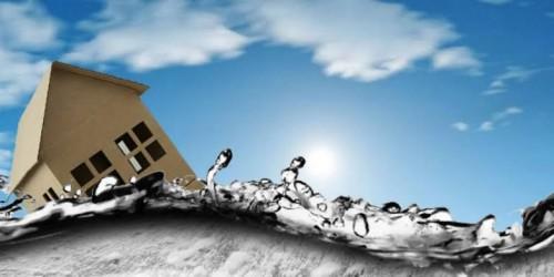 Ilustrasi banjir dan longsor yang jadi fokus Pemkab Malang hadapi bencana alam tahun 2020 (Ist)