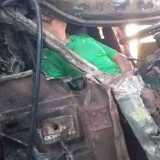 Dua truk Adu Banteng di Jember, 2 Tewas Akibat Sopir Ngantuk
