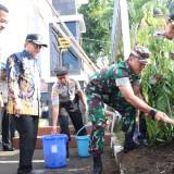 Lewat Tanam Pohon, Forkopimda Kota Malang Sumbang Oksigen Tambahan untuk Bumi