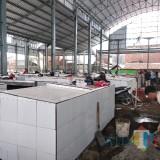 Revitalisasi Pasar Sukun Molor, Dewan Tinjau Progress Pembangunan