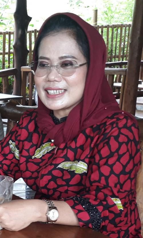 Sekretaris Dewan Pimpinan Daerah (DPD) Partai Demokrasi Indonesia Perjuangan (PDI-P), Sri Untari. (Foto: Ist.)