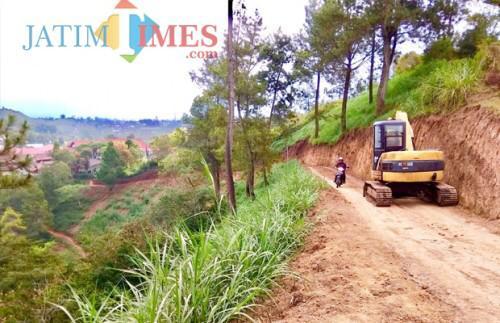 Muluskan Jalan dan Jalur Alternatif 2020, Pemkot Batu Siapkan Rp 20 Miliar