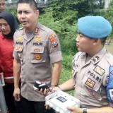 Deteksi Dini Banjir, Polres Jember Aplikasikan Water Sensor di 8 Titik Rawan