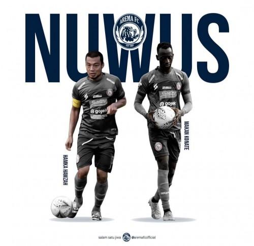 Dua Mantan Penggawa Arema FC Raih Gelar Pemain Terbaik Versi APPI