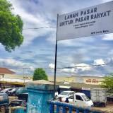 "Tak Mau Ada ""Kepentingan"" Lain, Himpunan Pedagang Pasar Kota Batu Tulis Ini"