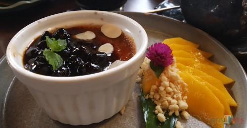 Dessert Indochina Ala SaigonSan Restaurant, Mulai Boba hingga Pisang Goreng Kekinian