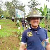 "Setahun 10 Kali Reboisasi, Asper BKPH Tulungagung Ajak ""Sinergi Dalam Kelestarian"""