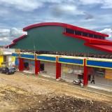 Tersisa 16 Hari, Pelaksana Pembangunan Pasar Sayur Kota Batu Tambah Personel