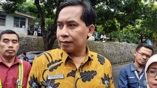 Direktur Utama PDAM Kota Malang, Nor Muhlas (Pipit Anggraeni/MalangTIMES)