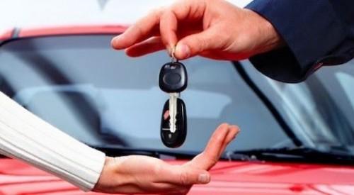 Ilustrasi kendaraan kredit digadaikan (talk bussines)
