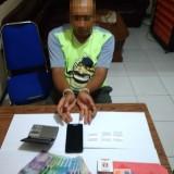 Terima Pasokan dari BP, Seorang Pengedar Sabu Diringkus Polisi