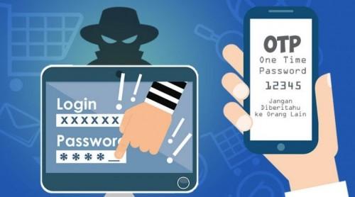 Ilustrasi Kode OTP (Mediakonsumen)
