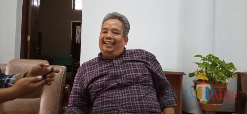 Ketua Komisi C DPRD Tulungagung, Asrori (foto: Joko Pramono for Jatim Times)