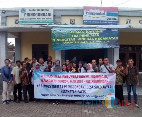Komitmen Tak Tersentuh Pasar Modern, Desa Sukoanyar Andalkan BUMDesa Toserba
