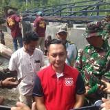 Gudang Garam Revitalisasi Sarana Air Bersih Bersama Kodim 0809