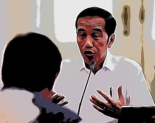Presiden Jokowi terbitkan PP untuk bersihkan unsur politisi di tubuh AJB Bumiputera. (Ist)