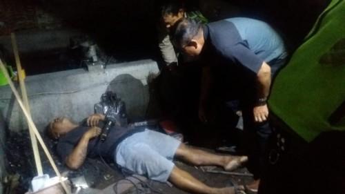 Korban Aris tewas setelah kesetrum mesin gerinda