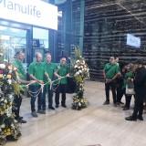 Manulife Pilih Kantor Baru di Pusat Segi Tiga Emas Surabaya