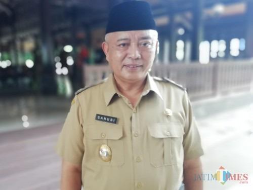 Bupati Malang Sanusi (Dok. MalangTIMES)