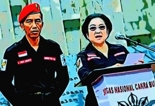 Jokowi Puji Sandi, PDI Perjuangan Sisir Kader Potensial untuk 2024