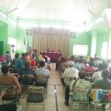 Lanjutkan Musrenbang Tingkat Kota, DPUPRPKP Sambangi Kecamatan Lowokwaru