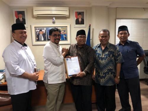 Machfud Arifin, Sosok Pertama Resmi Diusung Partai pada Pilwali Surabaya