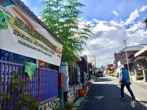 Desa Sadar Kerukunan Umat Beragama di RW 06, Dusun Ngandat, Desa Mojorejo, Kecamatan Junrejo. (Foto: Irsya Richa/MalangTIMES)