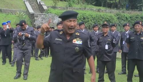 Cuplikan orasi dalam video Sunda Empire. (akun FB Berita Viral)