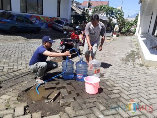 Solusi Krisis Air Bersih, Perumda Tugu Tirta Kota Malang Bakal Sebar 10 Tangki Portable