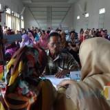 Permudah Pelayanan Kepada Masyarakat, Dispendukcapil Kabupaten Kediri Luncurkan Program Sahaja Keliling