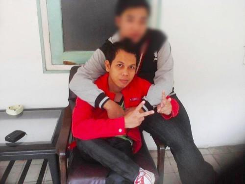 """Hasan Predator """"Coklit"""" Asal Sembung, dari Pegiat HIV/Aids Hingga Dipanggil Mami dan Siti"""