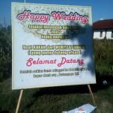 Kirim Ucapan Happy Wedding, Sindir Keluarga Mempelai yang Bawa Lari Uang Arisan