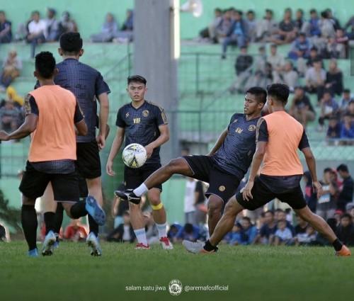Kurang 5 Pemain, Arema FC akan Segera Lengkapi Tim