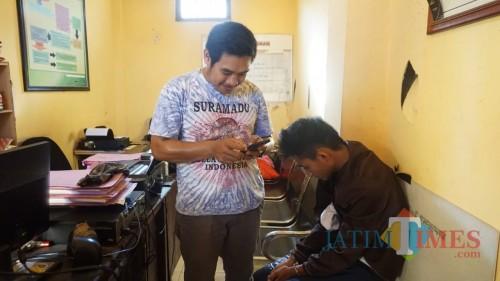 Pengedar Sabu Asal Lumajang Keok  di Tangan Polisi Jember
