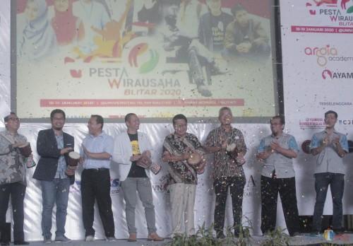 TDA dan Unisba Gelar Pesta Wirausaha Terbesar di Blitar