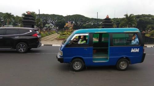 Angkutan umum Kota Malang (Istimewa).