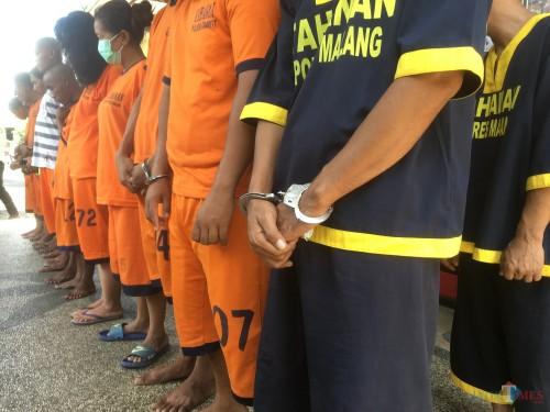 Waspada, Awal  2020 Kabupaten Malang Marak Pencurian