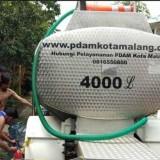 Atasi Krisis Air, Kota Malang Dapat Bantuan 100 Tandon Air Portabel