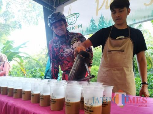 Gowes ke Luk Songo, Nikmati Panorama Alam dan Cita Rasa Kopi Pucanglaban