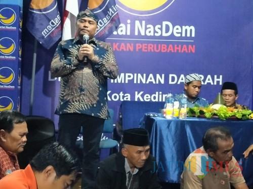 Golek Dulur, Anggota DPR RI Komisi VIII Nurhadi Kunker ke Kediri