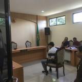 Pelaku Pembunuh Begal Jalani Sidang Pemeriksaan Saksi, Aparat Kepolisian Diterjunkan Lakukan Pengamanan