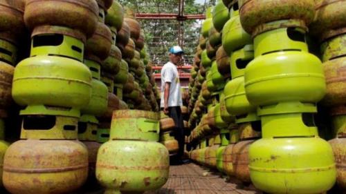 Elpiji melon yang penyaluran subsidinya kepada masyarakat miskin bakal dilakukan secara tertutup oleh pemerintah pusat (Foto: Istimewa)