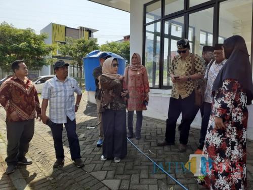 Komisi B DPRD Kota Malang Sidak Krisis Air, Warga Ngadu Soal Tangki Terminal Air Portable